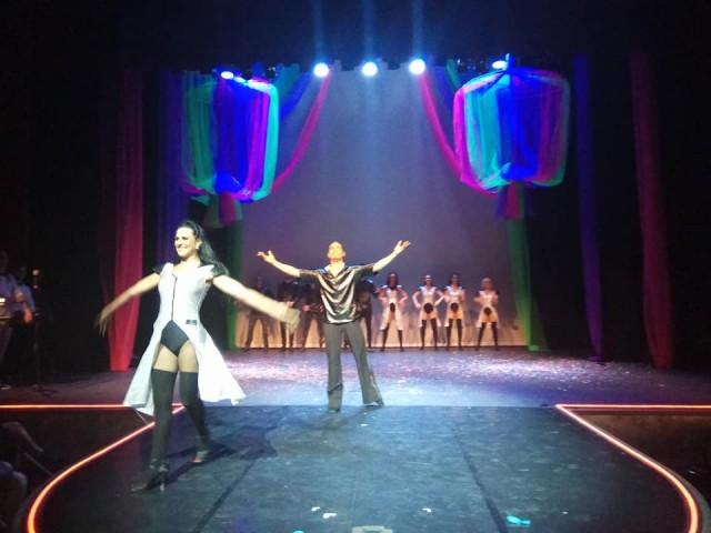 Mambo Swing Dance Company presentó en Madrid Remember on the street