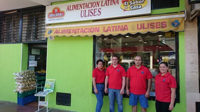 Reportaje y entrevista a Ulises Alimentación Latina en Móstoles