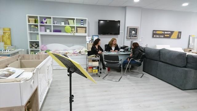 Entrevista y reportaje a Muebles Gazapo en Arroyomolinos