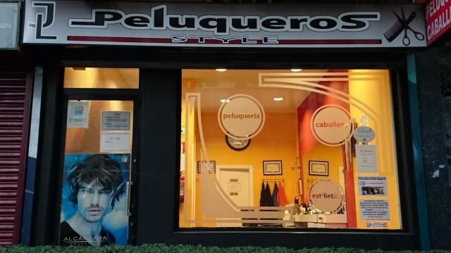 Jl Peluqueros: Peluqueria y barbería caballeros Móstoles, estilistas caballeros mostoles