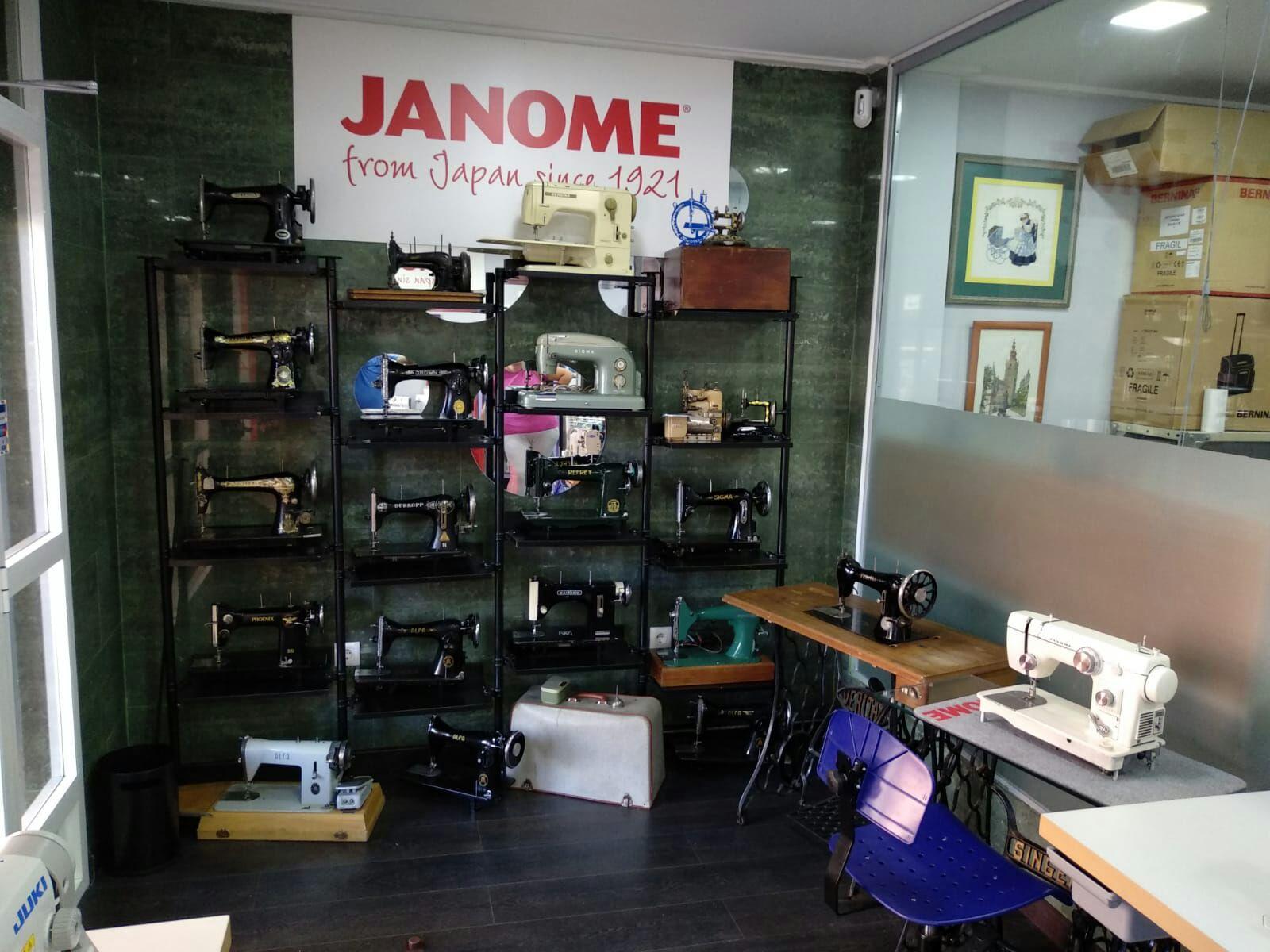 Macotex II: venta maquinas coser zona sur madrid, reparacion maquinas coser zona sur madrid