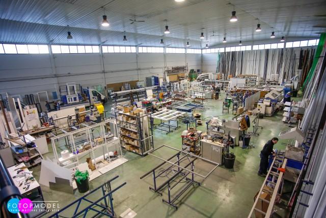 Entrevista y reportaje en Aluminios Garcia Tamayo: fábrica de aluminio y Pvc comunidad de Madrid