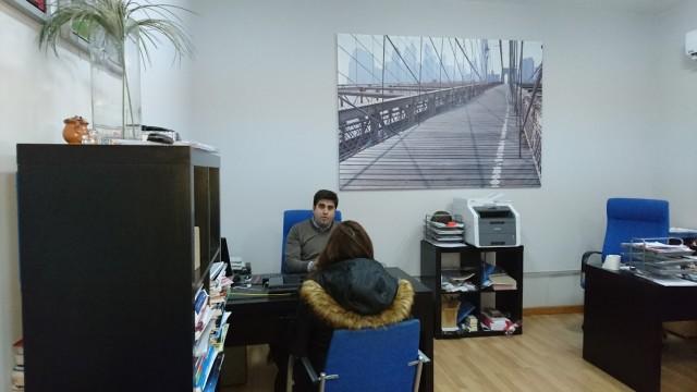 Entrevista y reportaje en tendencias a Fribar maquinaria y mantenimiento de hosteleria en Madrid