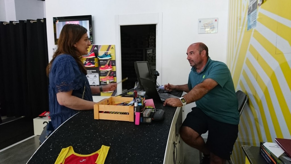 Entrevista a Kilometro cuarenta y dos, tu tienda de running en Móstoles