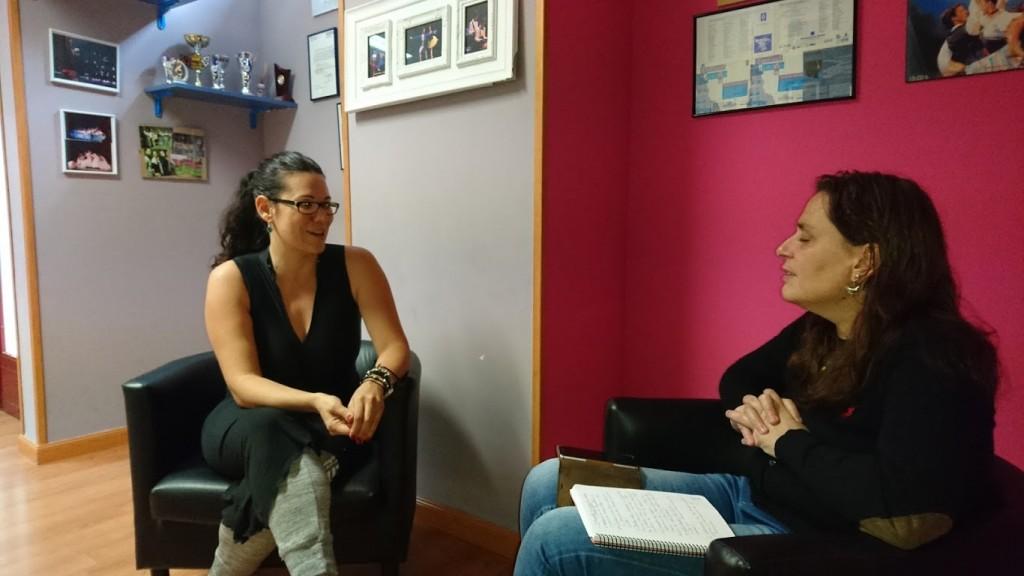 Reportaje y entrevista en tendencias a la Escuela de Danza Laura la Caleta en Móstoles