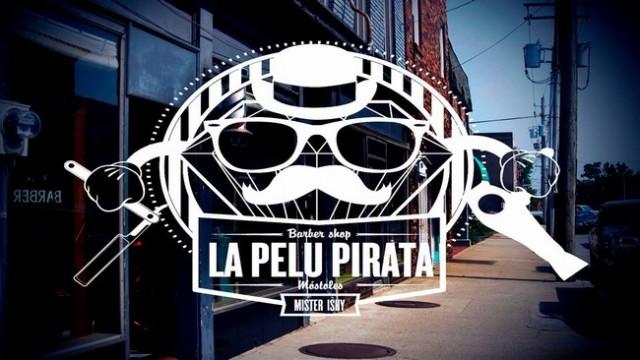 La Pelu Pirata: barber shop en mostoles,expertos novias mostoles