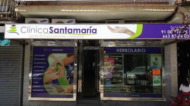 clinica y herbolario Santamaria: Fisioterapia economica mostoles, psicologia adultos y niños mostoles
