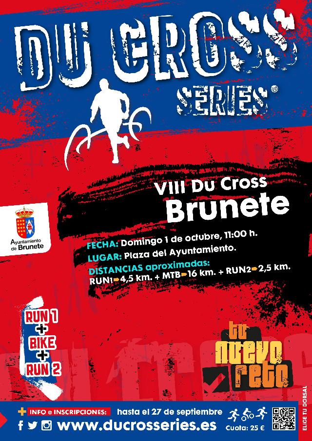 Expectación ante el regreso de Du Cross Series a Brunete