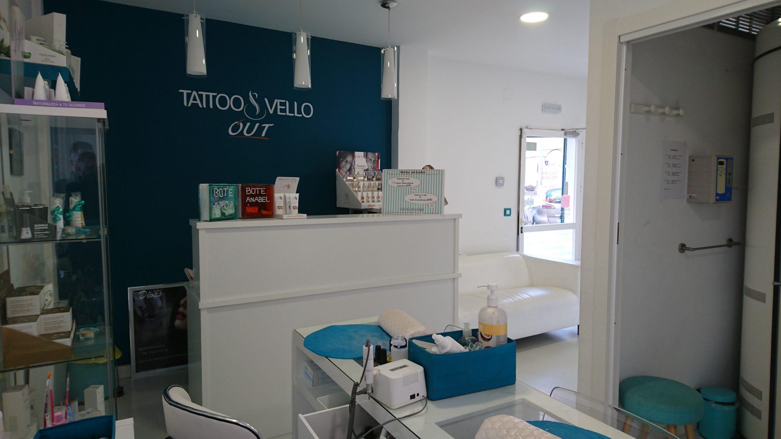 Entrevista y reportaje a Tattoo & vello out, tu centro estetico imprescindible en móstoles
