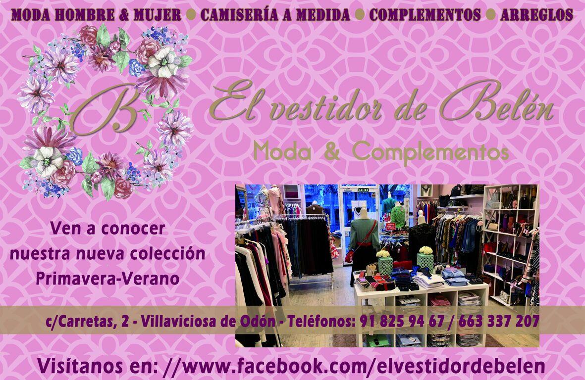 El vestidor de Belén: tienda especializada en moda mujer multimarca, looks coordinados eventos villaviciosa