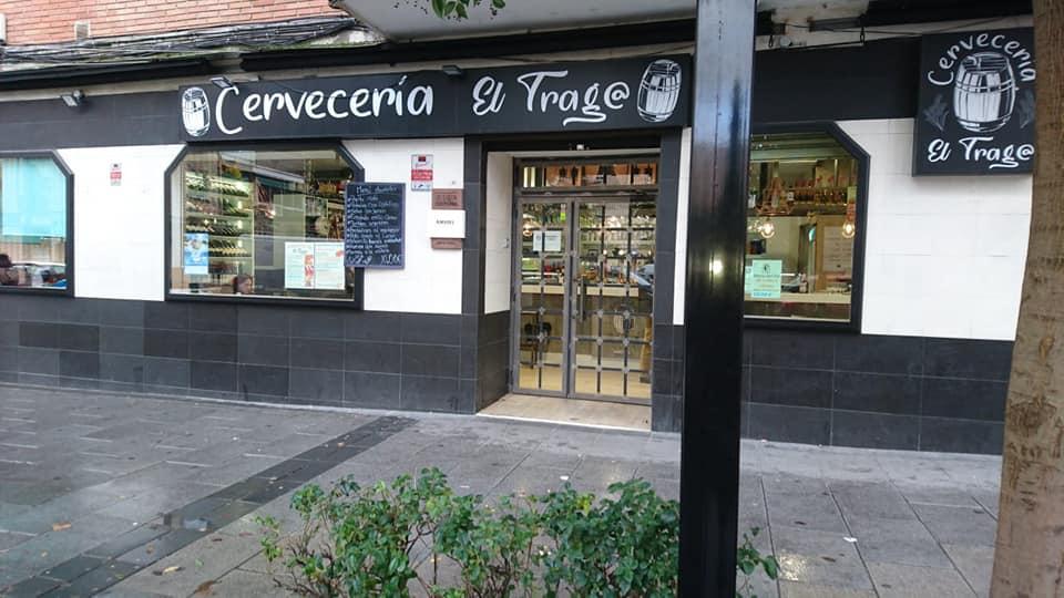 Cervecería Restaurante El Trag@: Comida casera en Alcorcón