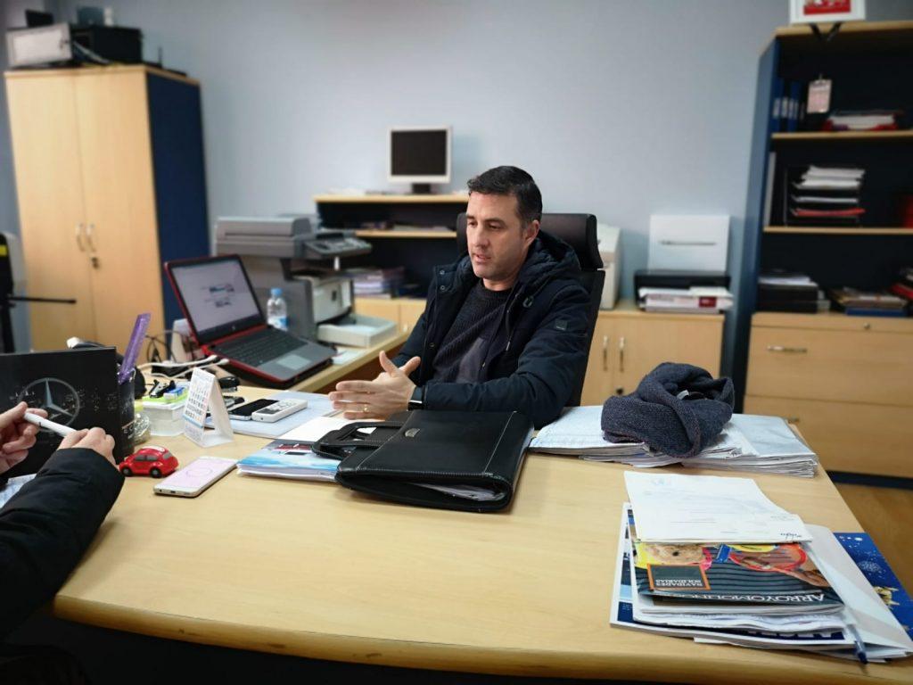 Entrevista y reportaje de Cerrato alquiler de Vehiculos industriales en Arroyomolinos y Boadilla