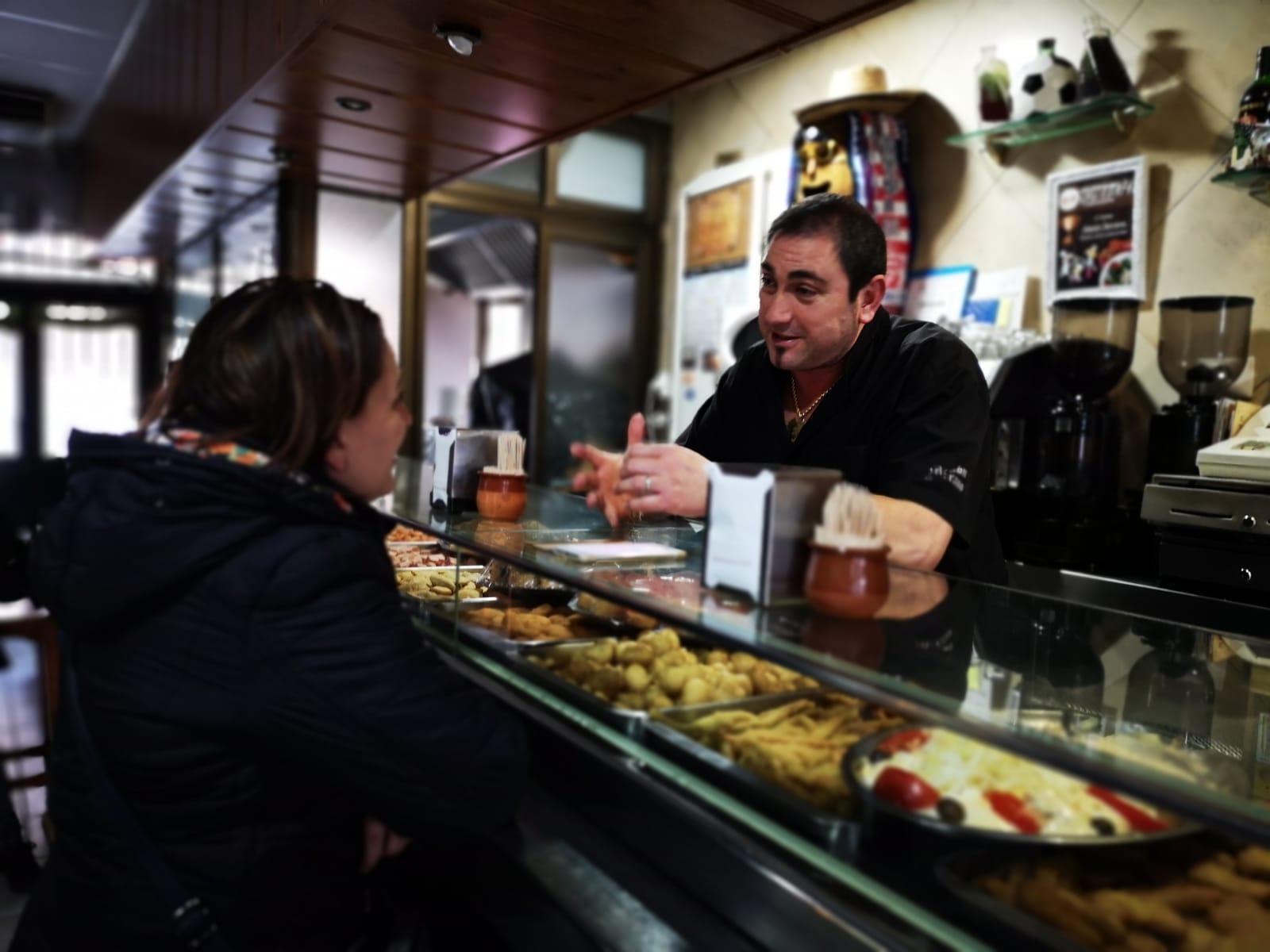 Entrevista y reportaje a Mesón Serrano
