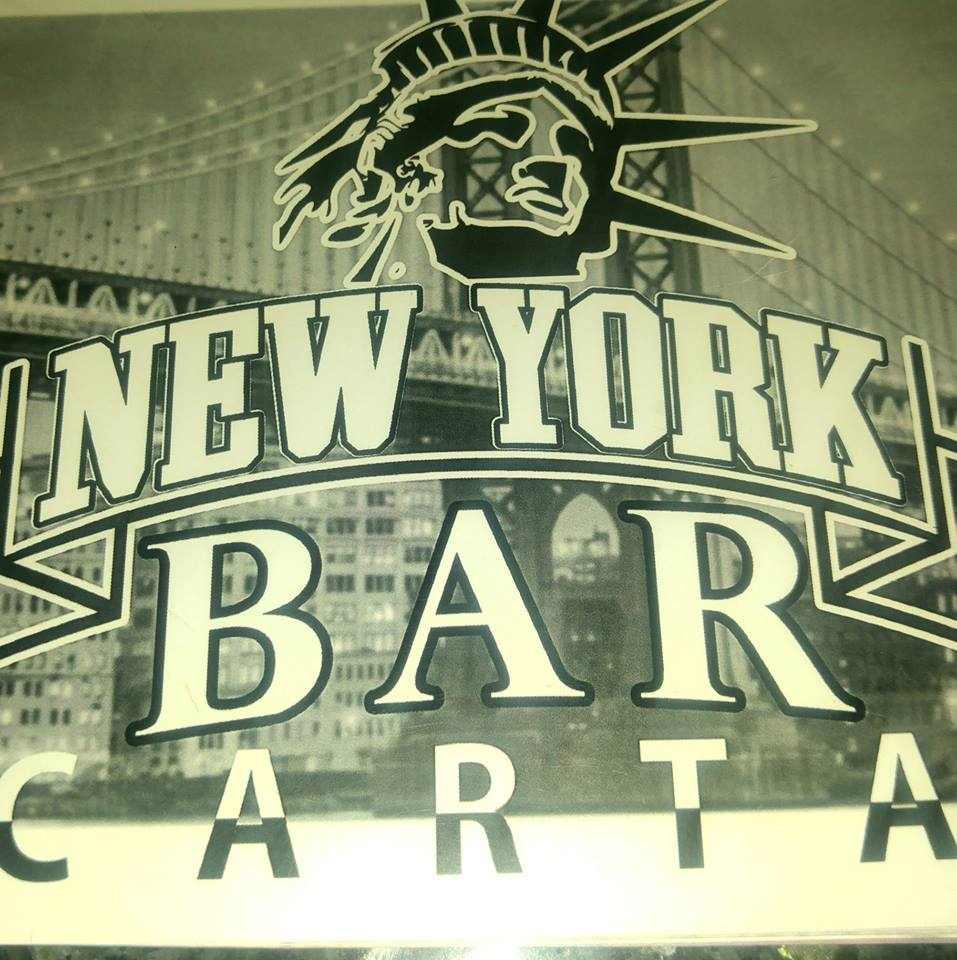 Cafetería Nueva York, de tapas y raciones por Móstoles