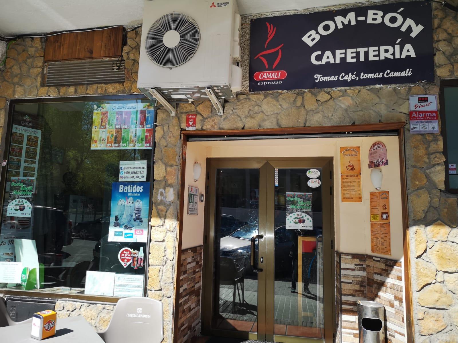 Cafetería Bom-Bón: menús diarios zona hospital, tapas y raciones caseras en Mostoles