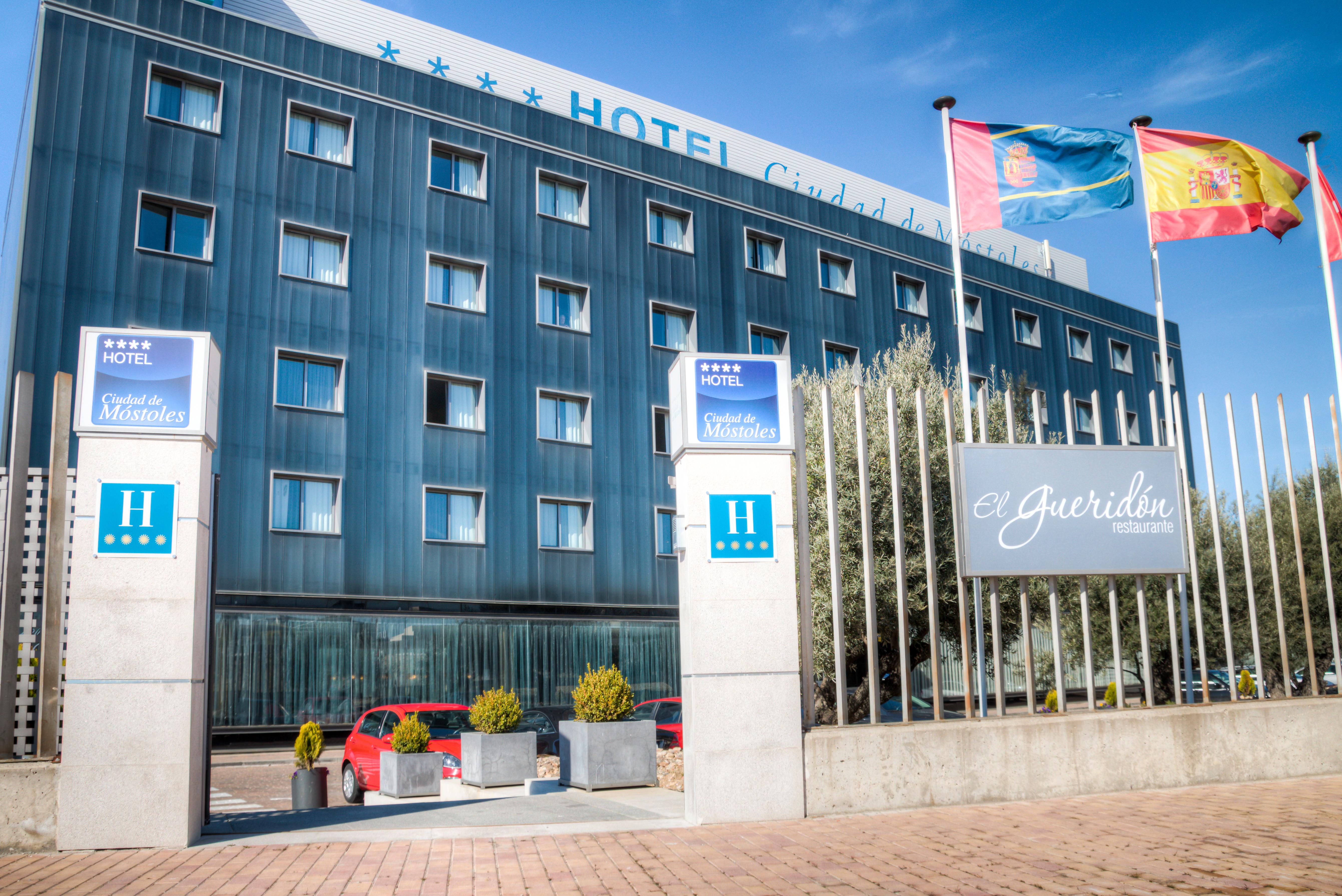 Hotel Ciudad de Móstoles diseño y funcionalidad en la zona Sur de Madrid