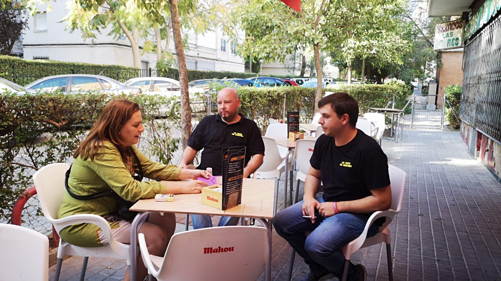 Entrevista y Reportaje a Las Torres del Minotauro