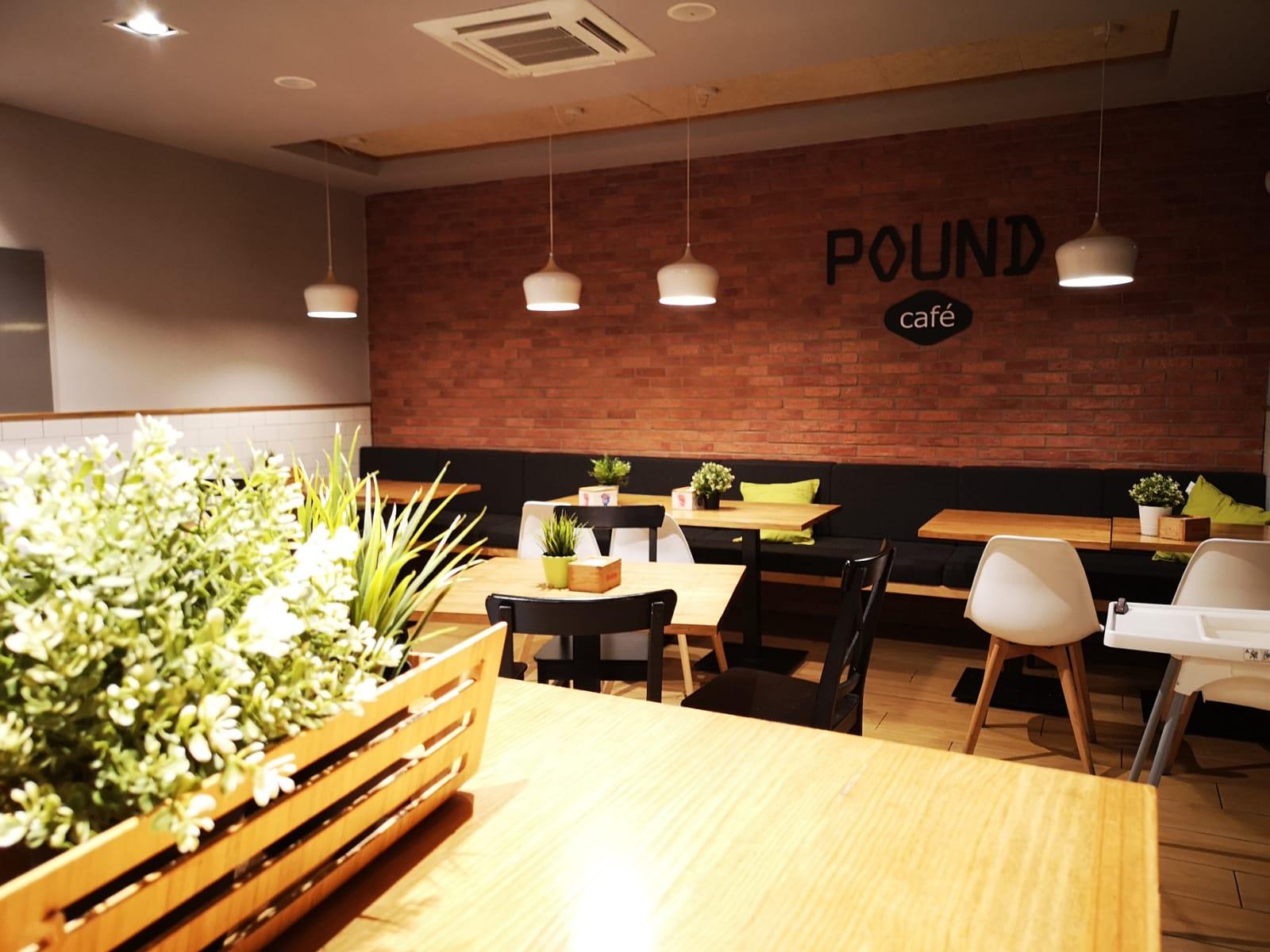 Pound café: restaurante de cocina tradicional en Móstoles
