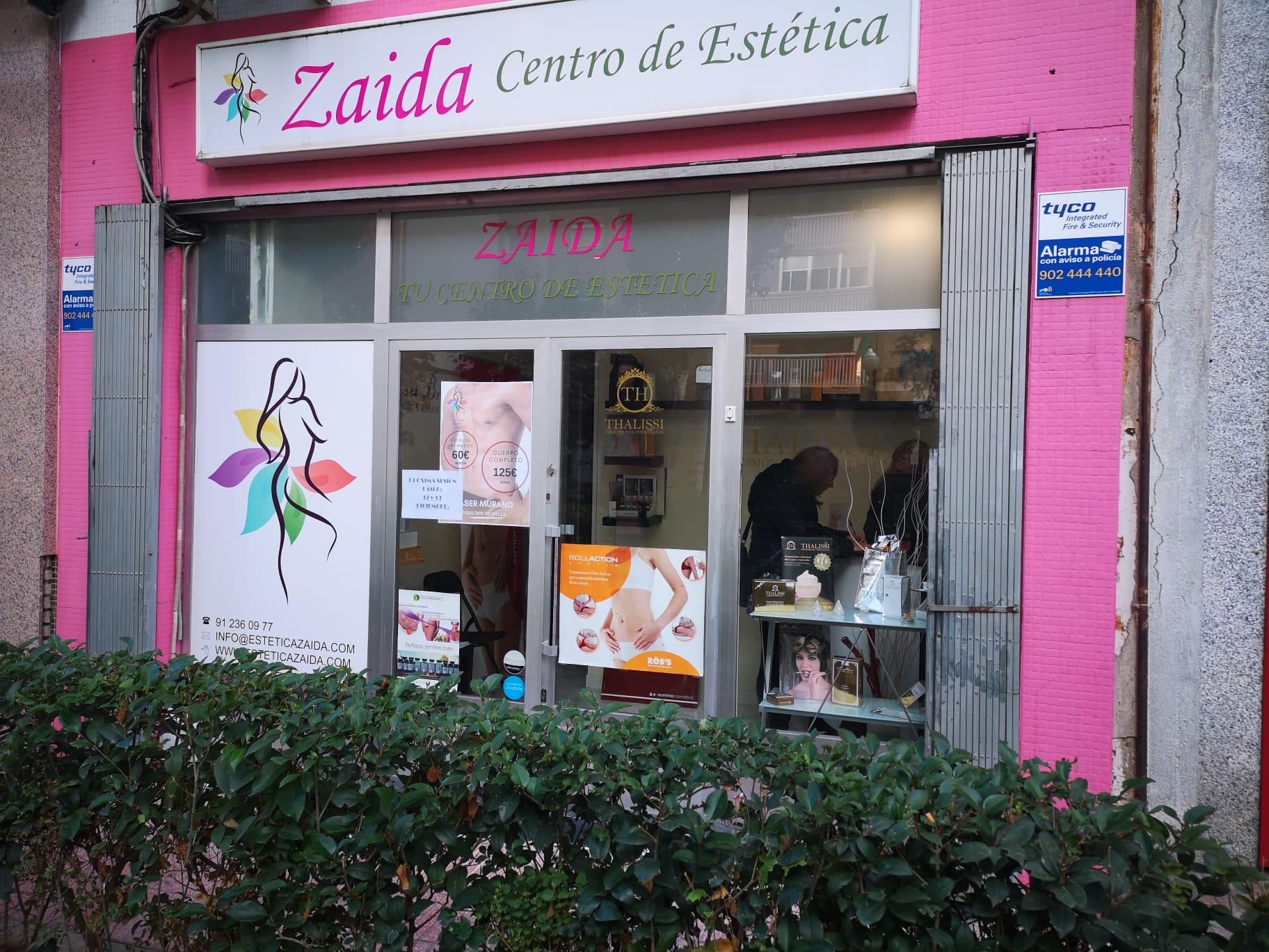 Zaida Centro de Estética en Móstoles