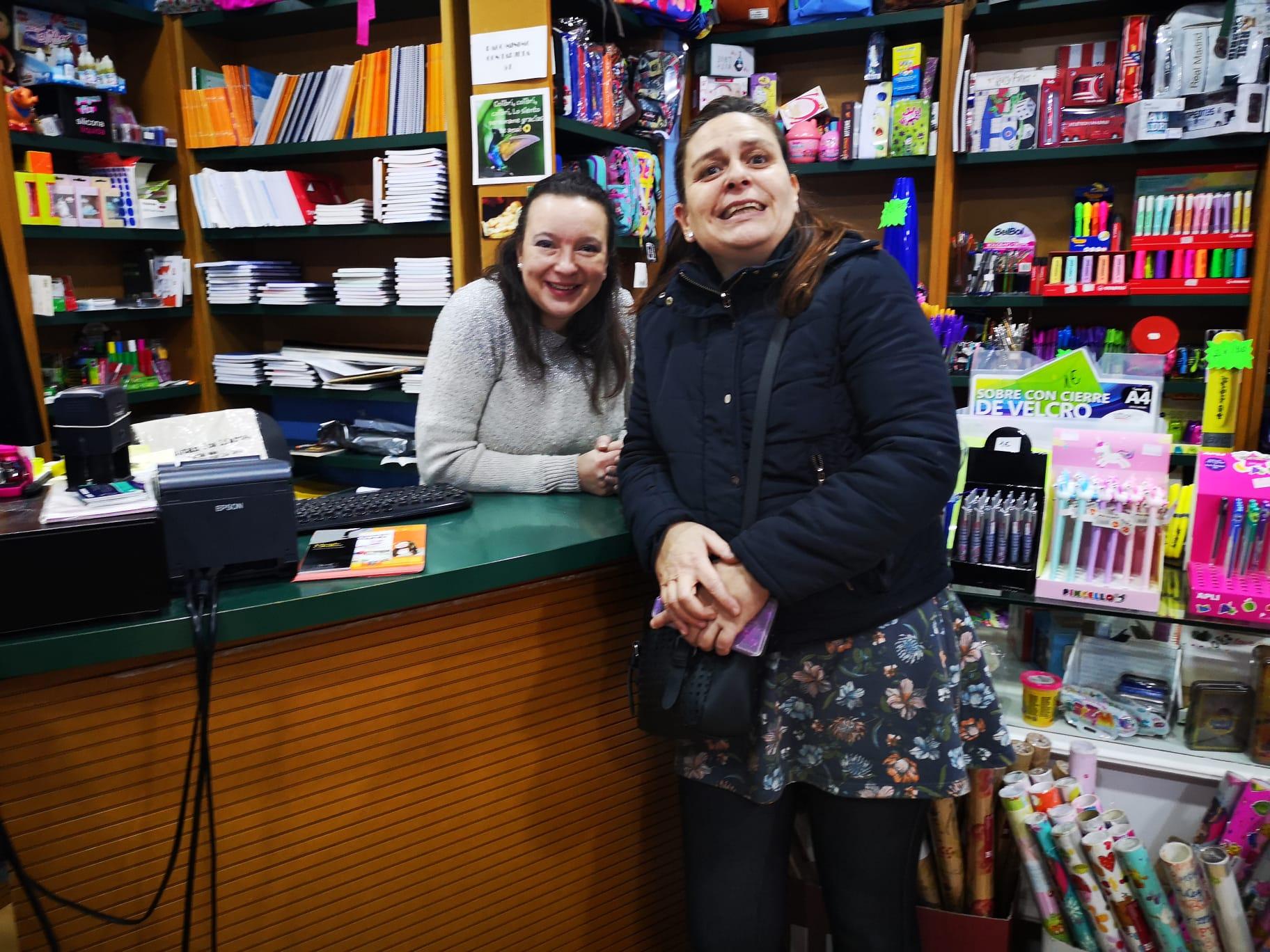Entrevista y reportaje sobre compras y regalos de Navidad en El Baúl de Sueños