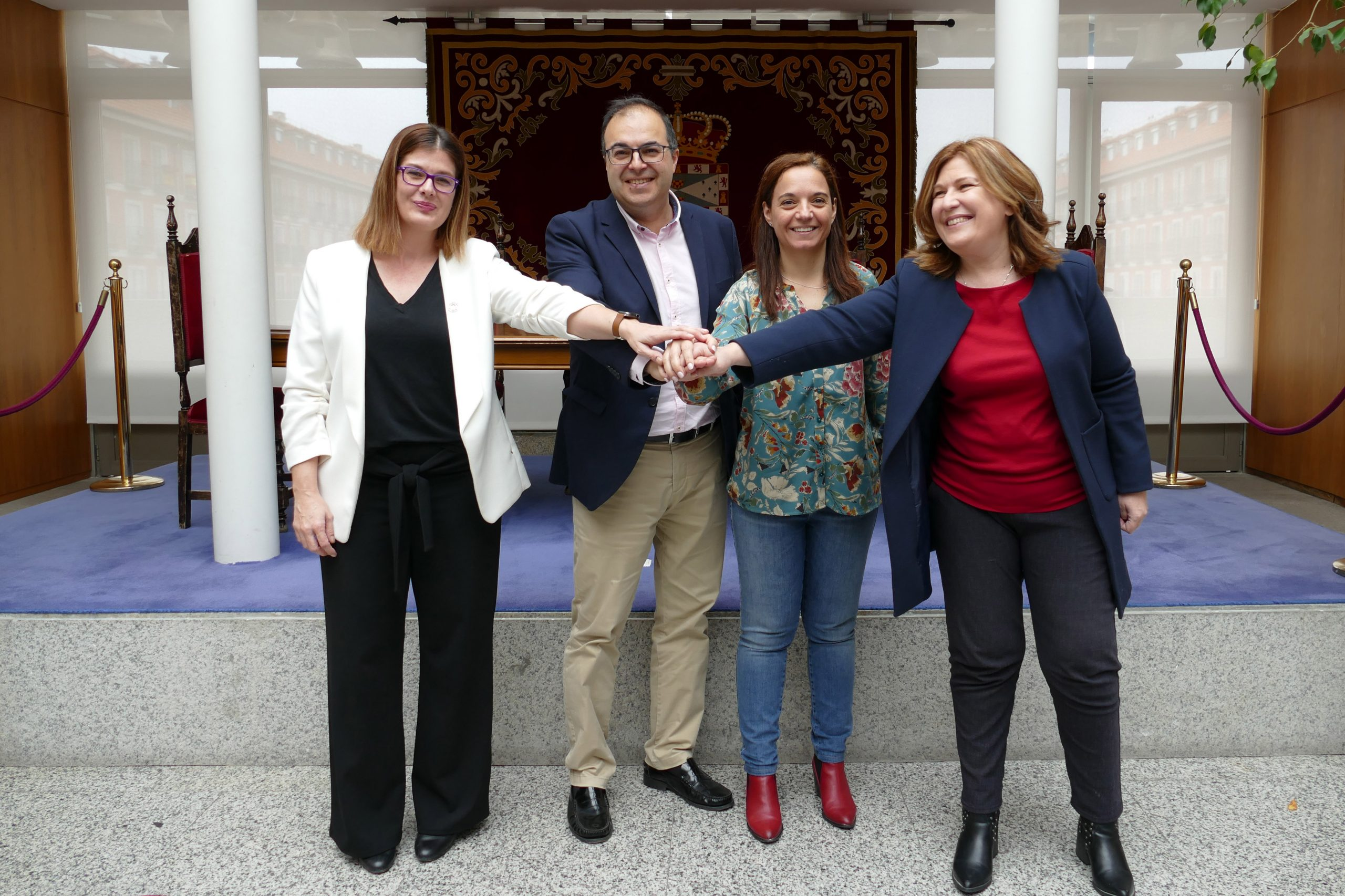 Los Alcaldes y Alcaldesas socialistas del Sur de Madrid firman una Alianza por los Objetivos de Desarrollo Sostenible