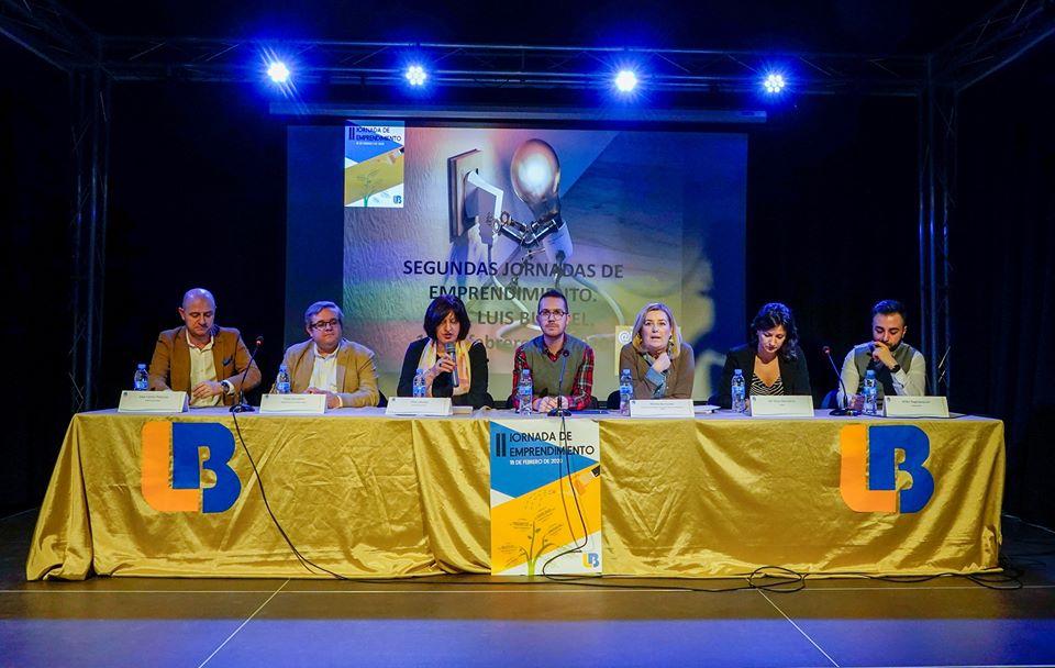 II Jornadas de Emprendimiento en el IES Luis Buñuel de Móstoles