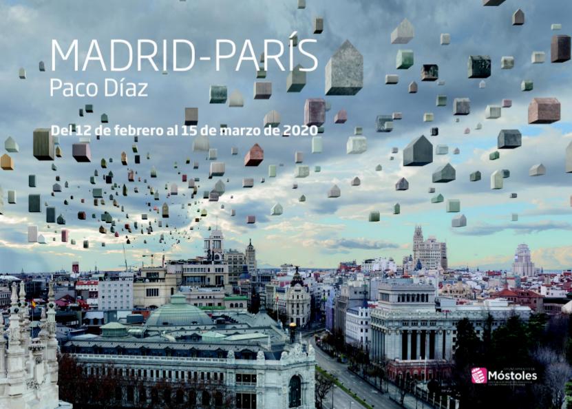 """El Museo de la Ciudad de Móstoles presenta la exposición fotográfica """"Madrid/París"""""""