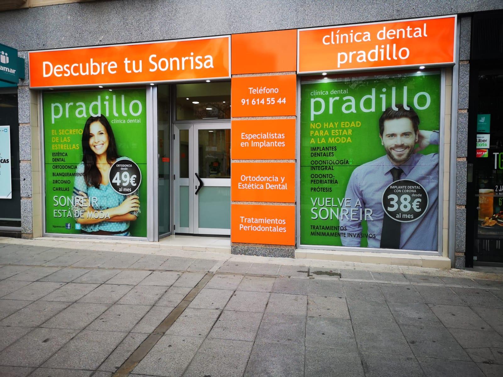 Clínica Dental Pradillo tu clínica dental de confianza en Móstoles