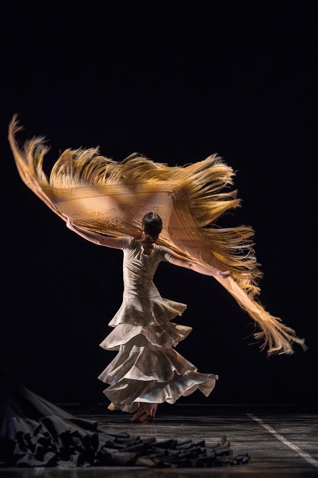El Real Conservatorio Profesional de Danza Mariemma ofrece dos representaciones en el Teatro del Bosque