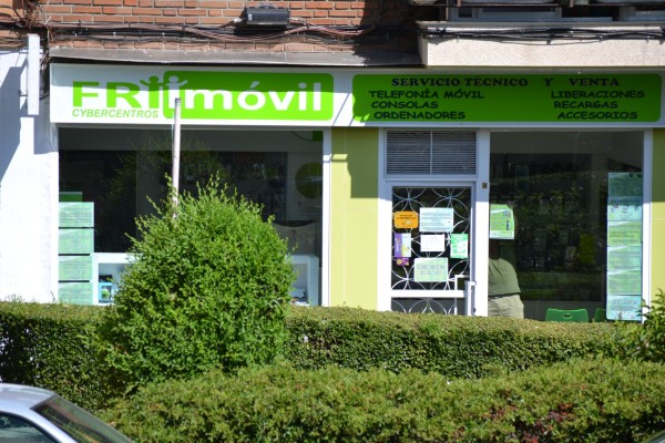 Friimovil,servicio técnico de venta y reparación de productos de telefonía y electronica en Móstoles