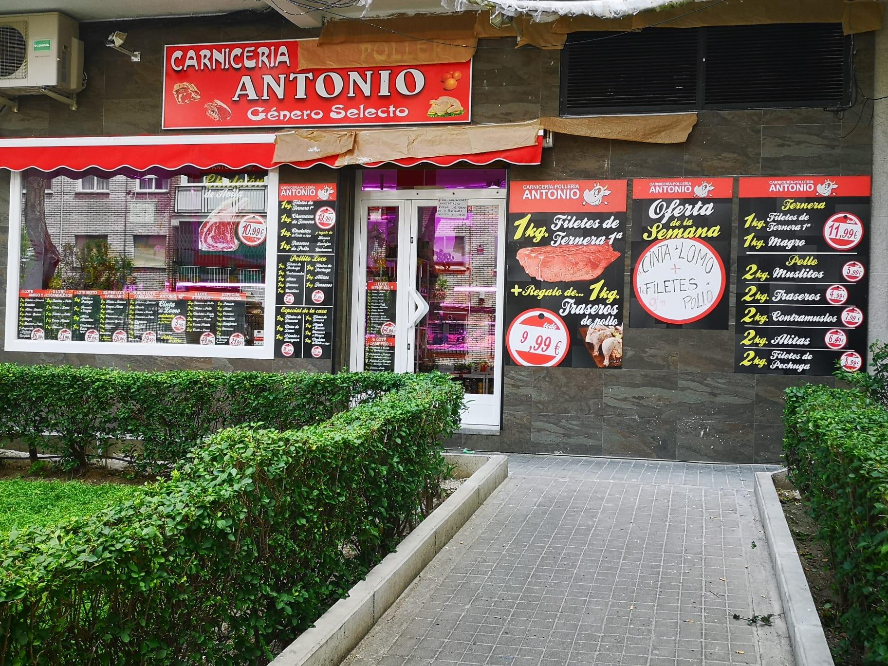 Carnicería Pollería Antonio tus compras de confianza en Móstoles