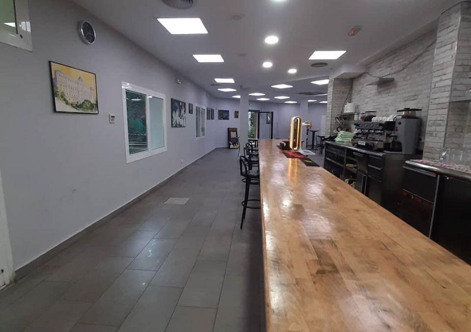 Carta Restaurante del Club Deportivo Estoril II