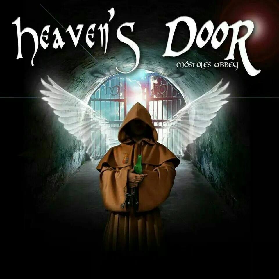 Carta y qr Cervecería temática Heaven's Door Mostoles
