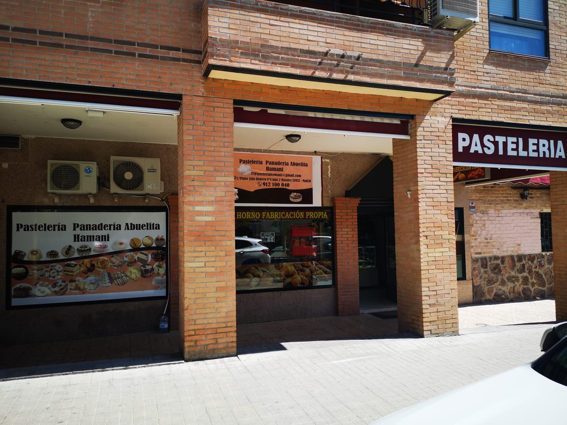 Pastelería Panadería Abuelita Hamani