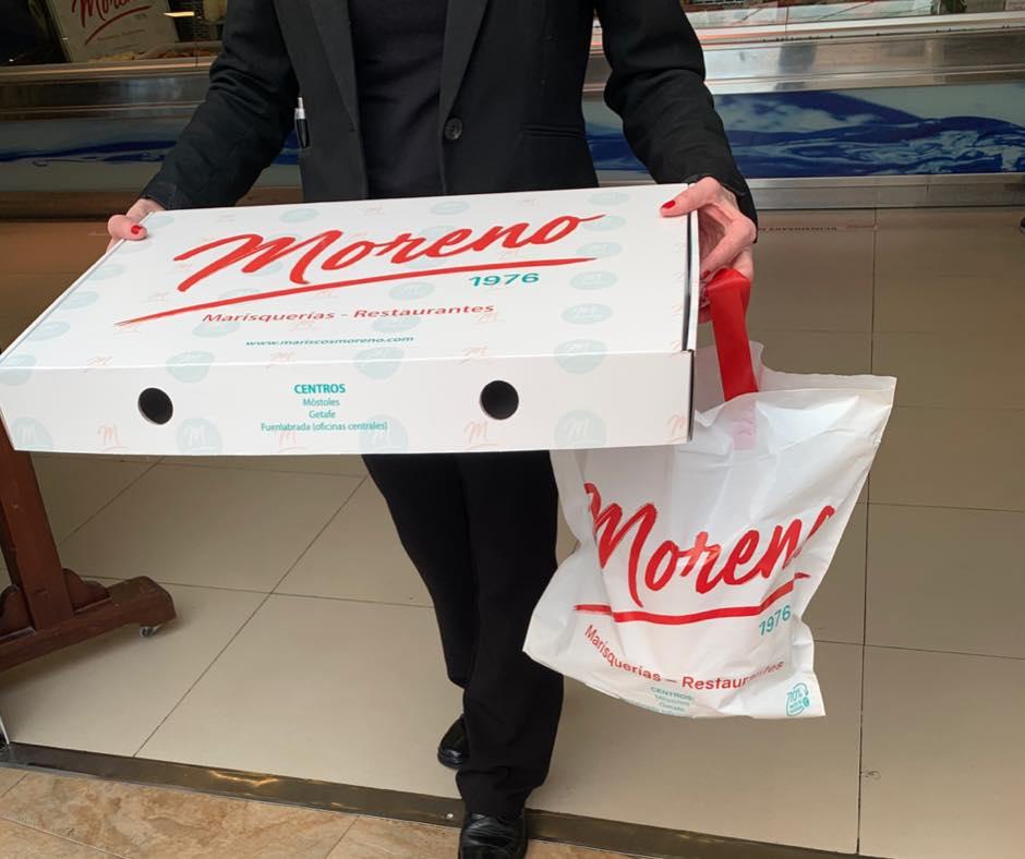 Marisquerías Moreno