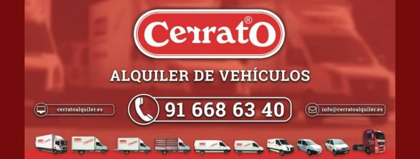 Reportaje de Cerrato alquiler de Vehiculos en Madrid