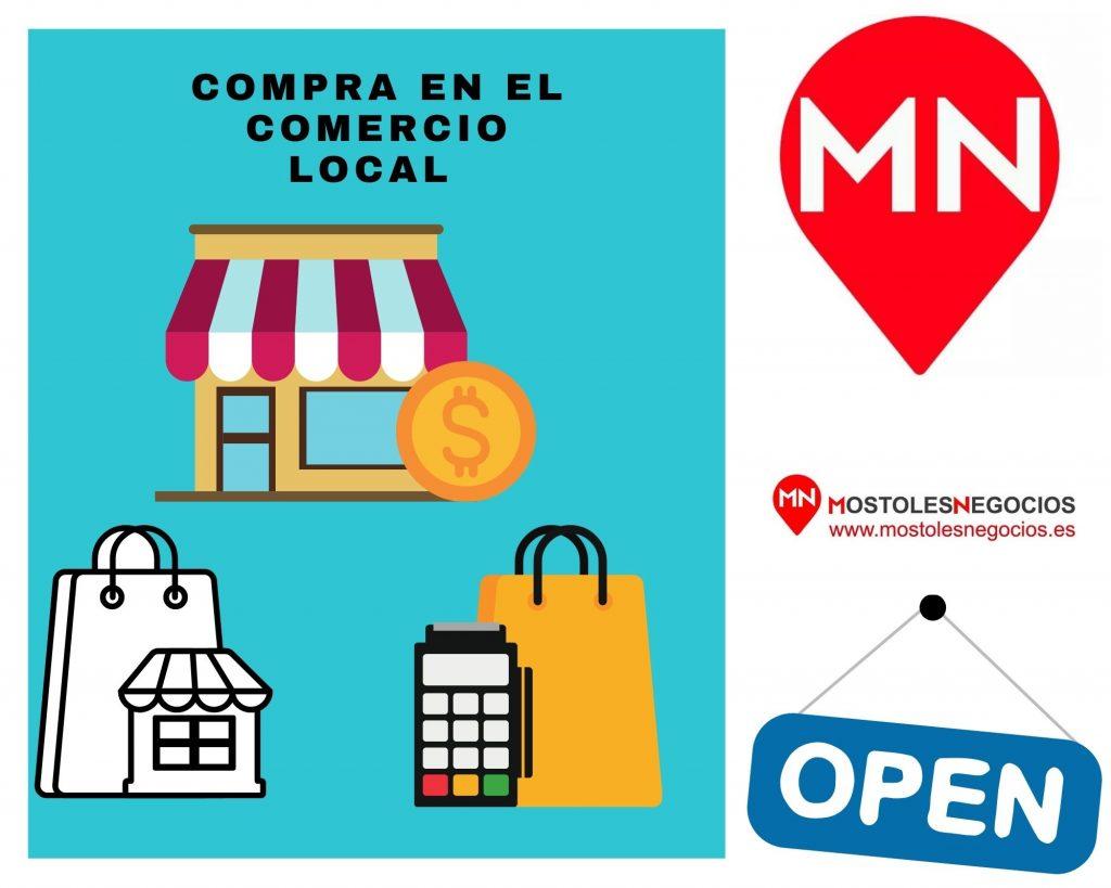 Apoyar al comercio local es vital