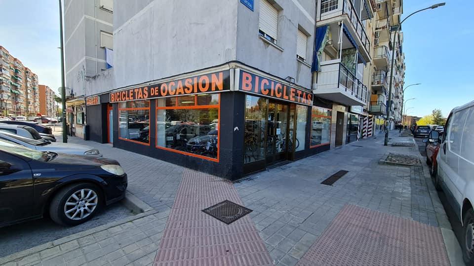 Rebici: tu tienda y taller de bicicletas en mostoles