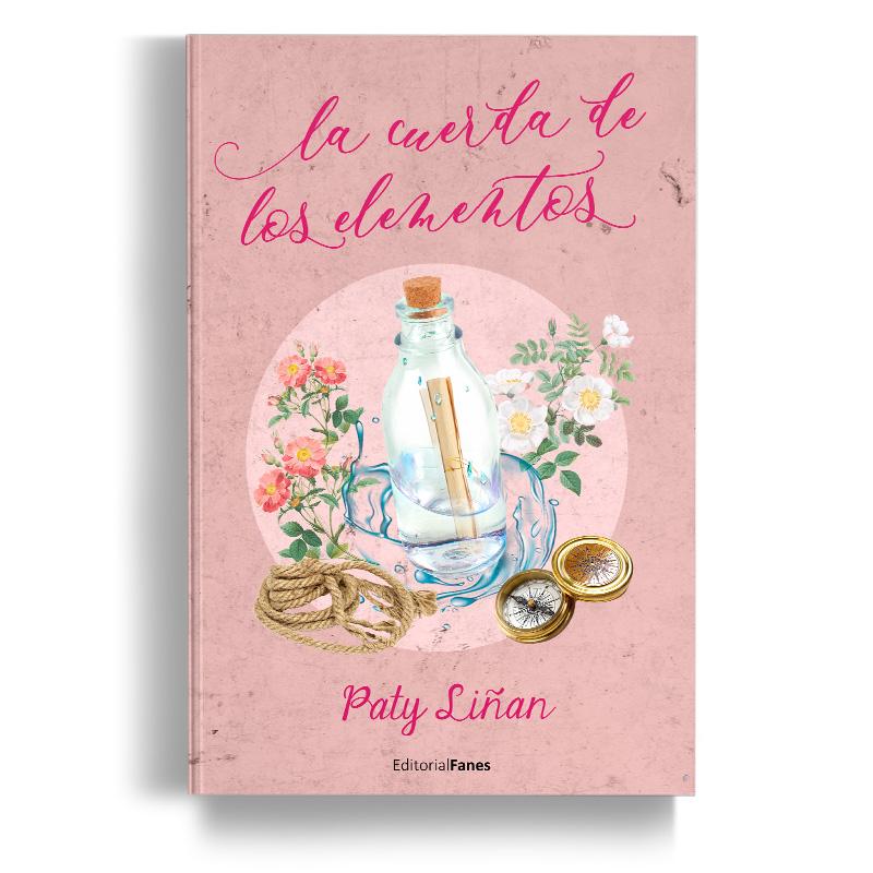 Presentación del libro: La cuerda de los elementos de Paty Liñan