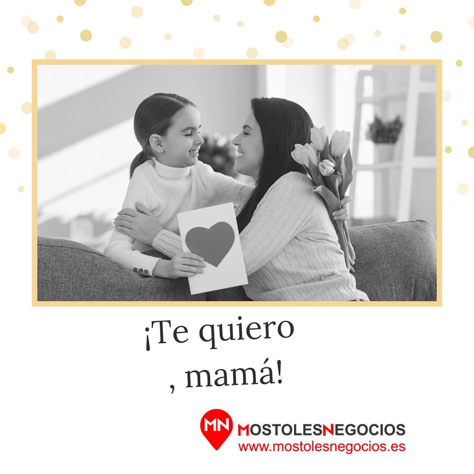 Celebra el día de la madre en Móstoles