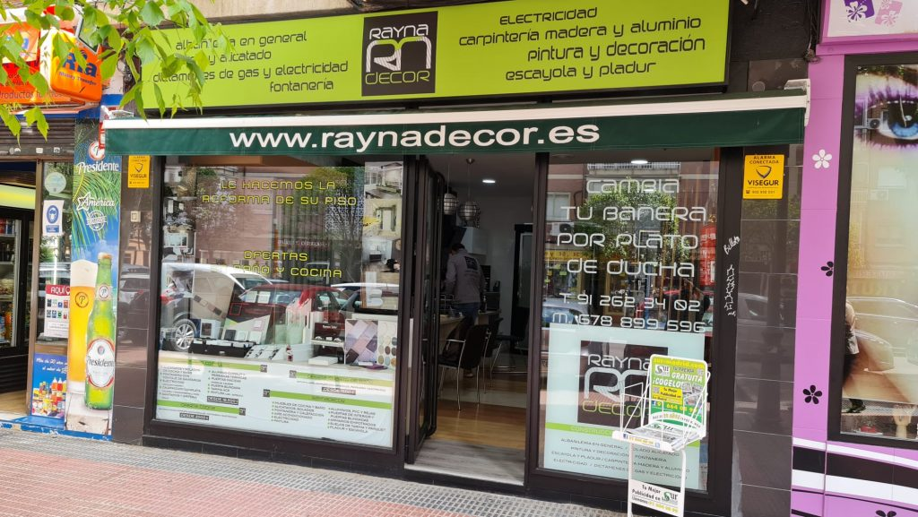 Entrevista y Reportaje a Raynadecor, tu empresa de reformas en Móstoles
