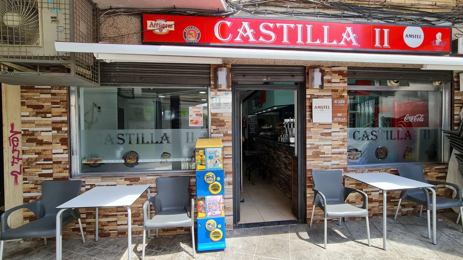 Bar Castilla I y II sabor peruano en mostoles