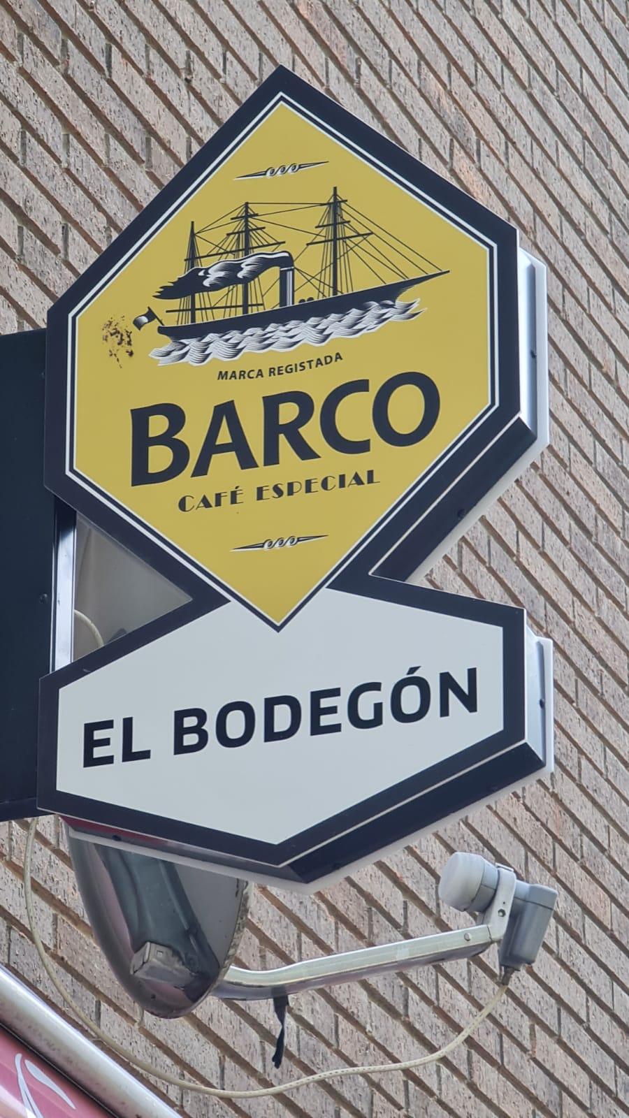 Bar Restaurante El Bodegon:comer bien en Móstoles