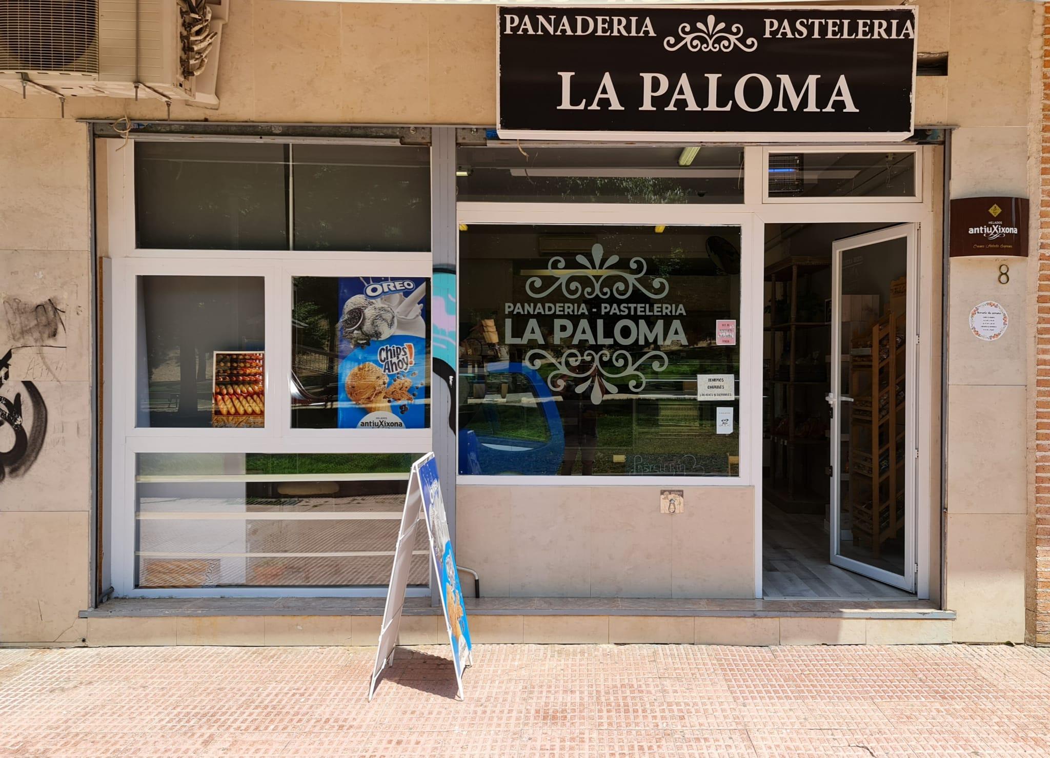 Pastelería panadería artesanal La Paloma
