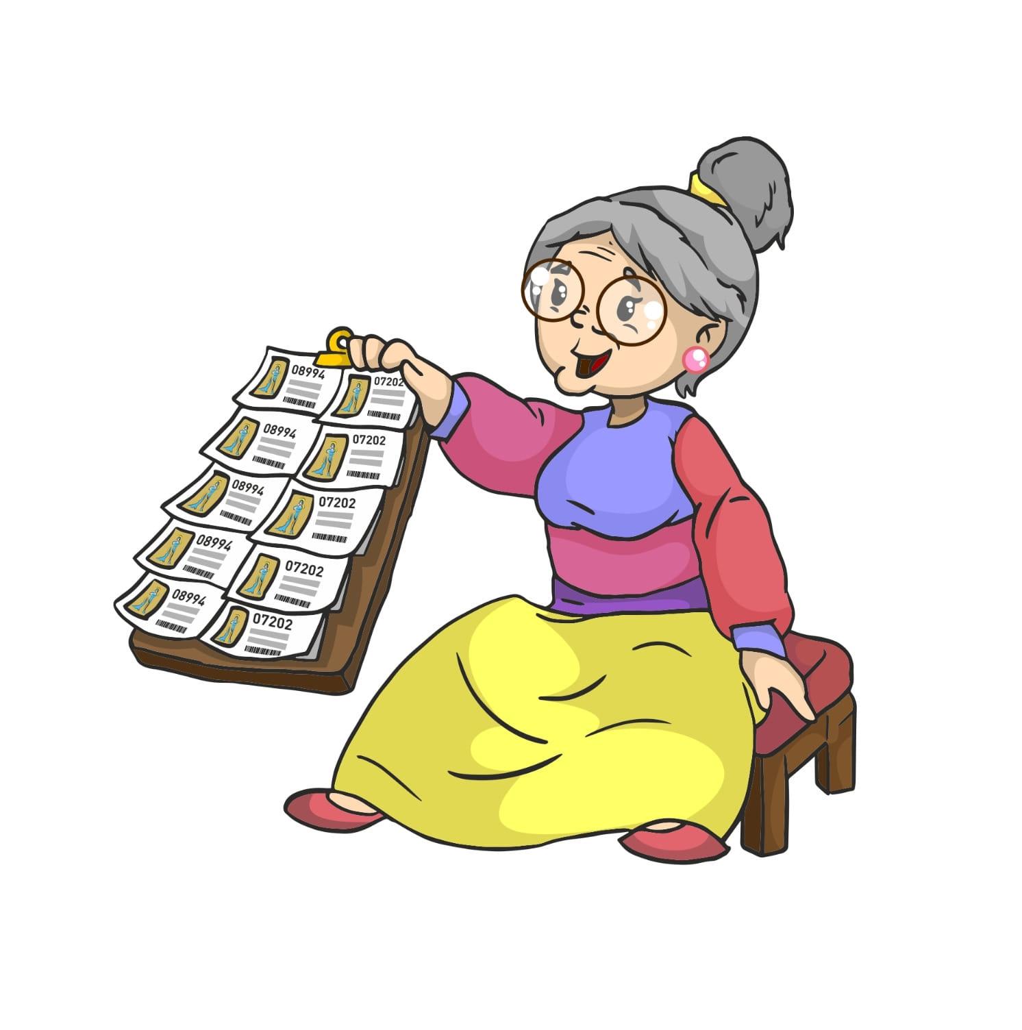 La Kuka: administración de loterias 16 en Móstoles